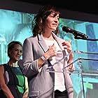 Rachel Tunnard at an event for Adult Life Skills (2016)