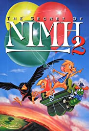 The Secret of NIMH 2: Timmy to the Rescue (1998) Poster - Movie Forum, Cast, Reviews