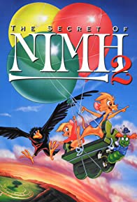 Primary photo for The Secret of NIMH 2: Timmy to the Rescue