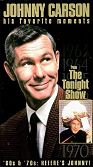 The Tonight Show Starring Johnny Carson (1962–1992)