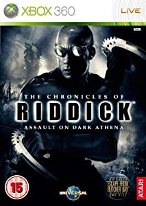 The Chronicles of Riddick: Assault on Dark Athena torrent