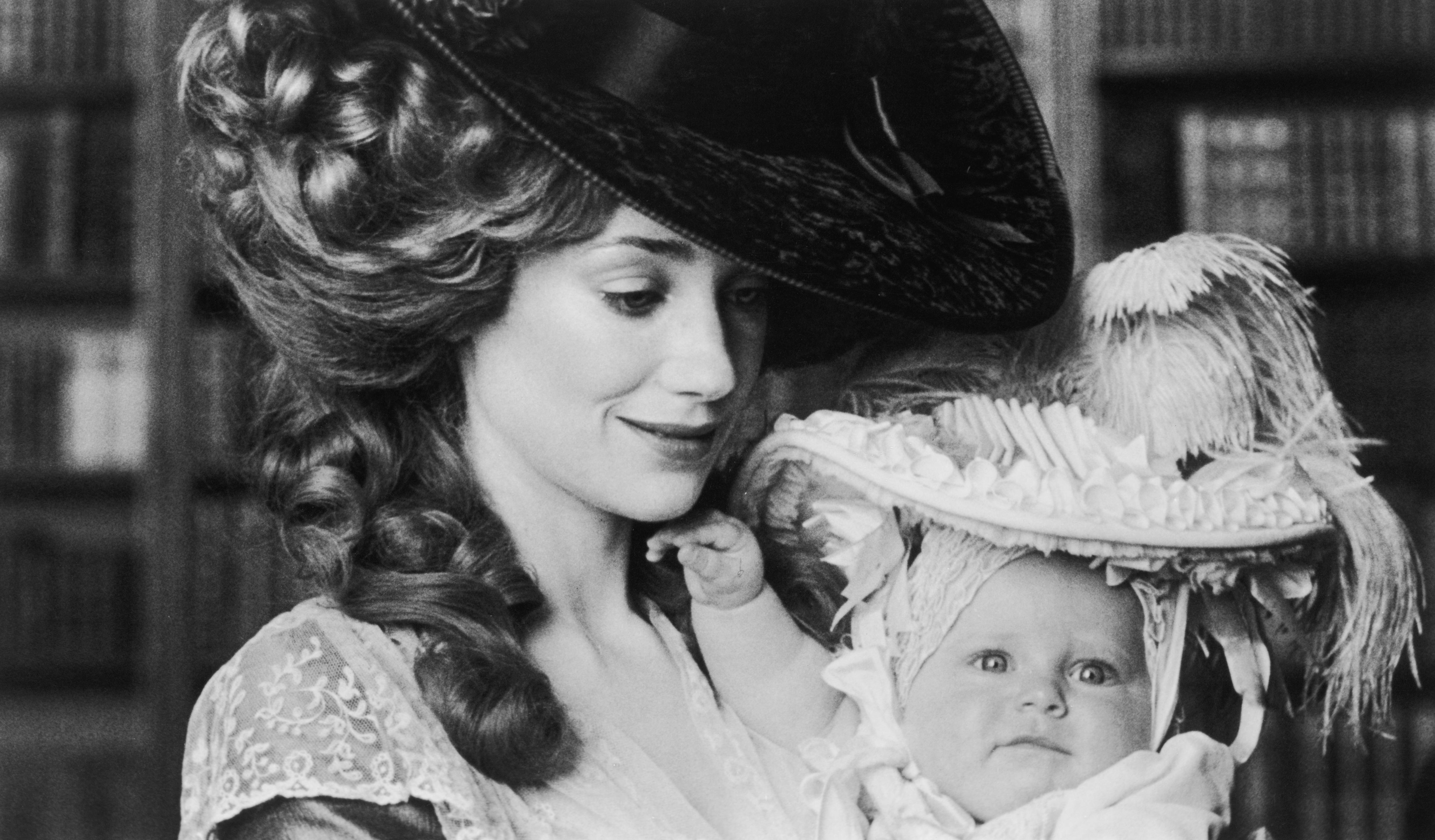 Marisa Berenson in Barry Lyndon (1975)