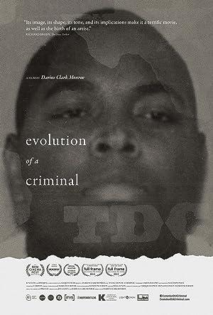 Where to stream Evolution of a Criminal