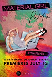 Material Girl: Pia Mia Poster