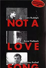 Not a Love Song Poster