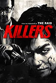 Kazuki Kitamura and Oka Antara in Killers (2014)