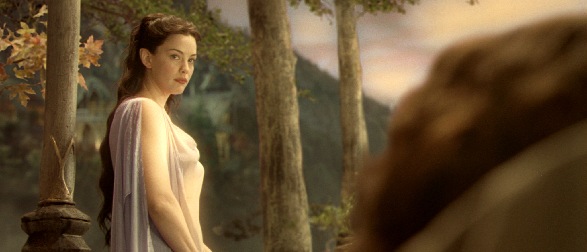 Liv Tyler in The Lord of the Rings: The Two Towers (2002)