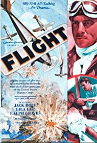 Ralph Graves and Jack Holt in Flight (1929)