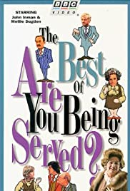 The Best of 'Are You Being Served?' Poster