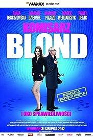 Komisarz Blond i Oko Sprawiedliwosci Poster