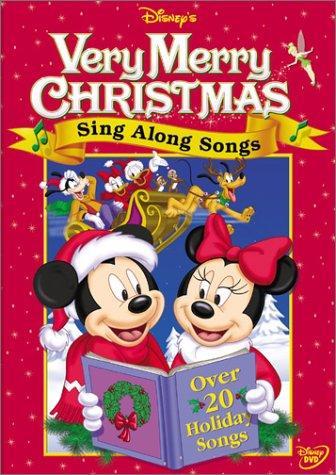 Disney Sing-Along-Songs: Very Merry Christmas Songs (Video 1988) - IMDb