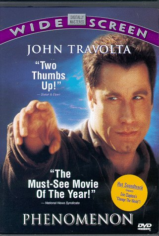 Phenomenon john travolta full movie