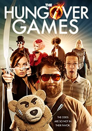 Permalink to Movie The Hungover Games (2014)