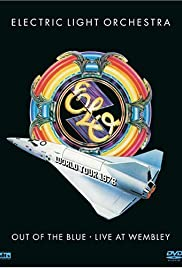 Electric Light Orchestra: 'Out of the Blue' Tour Live at Wembley Poster