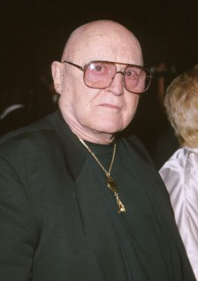 Rod Steiger at an event for End of Days (1999)