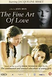 The Fine Art of Love: Mine Ha-Ha Poster