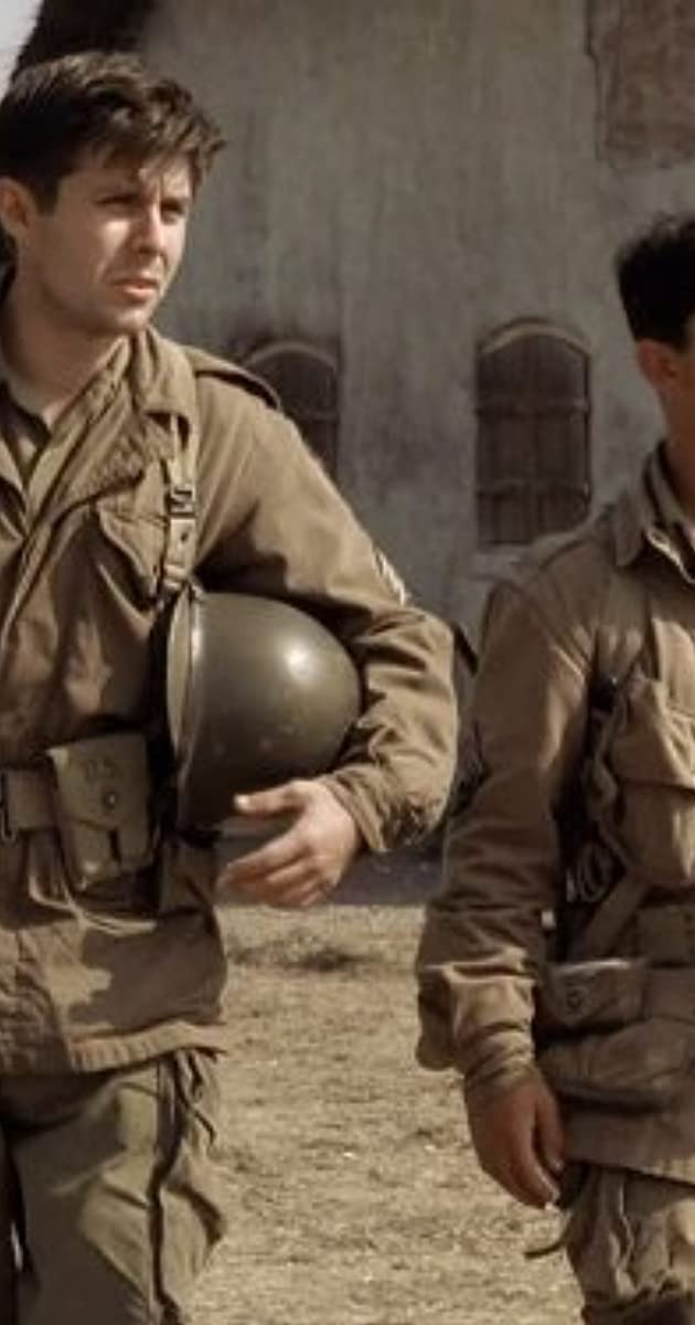 Band of brothers graphic sex scene