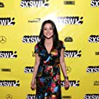 Carmela Zumbado at an event for The Wall of Mexico (2019)