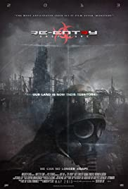 Re-Entry: Grey Zone Poster