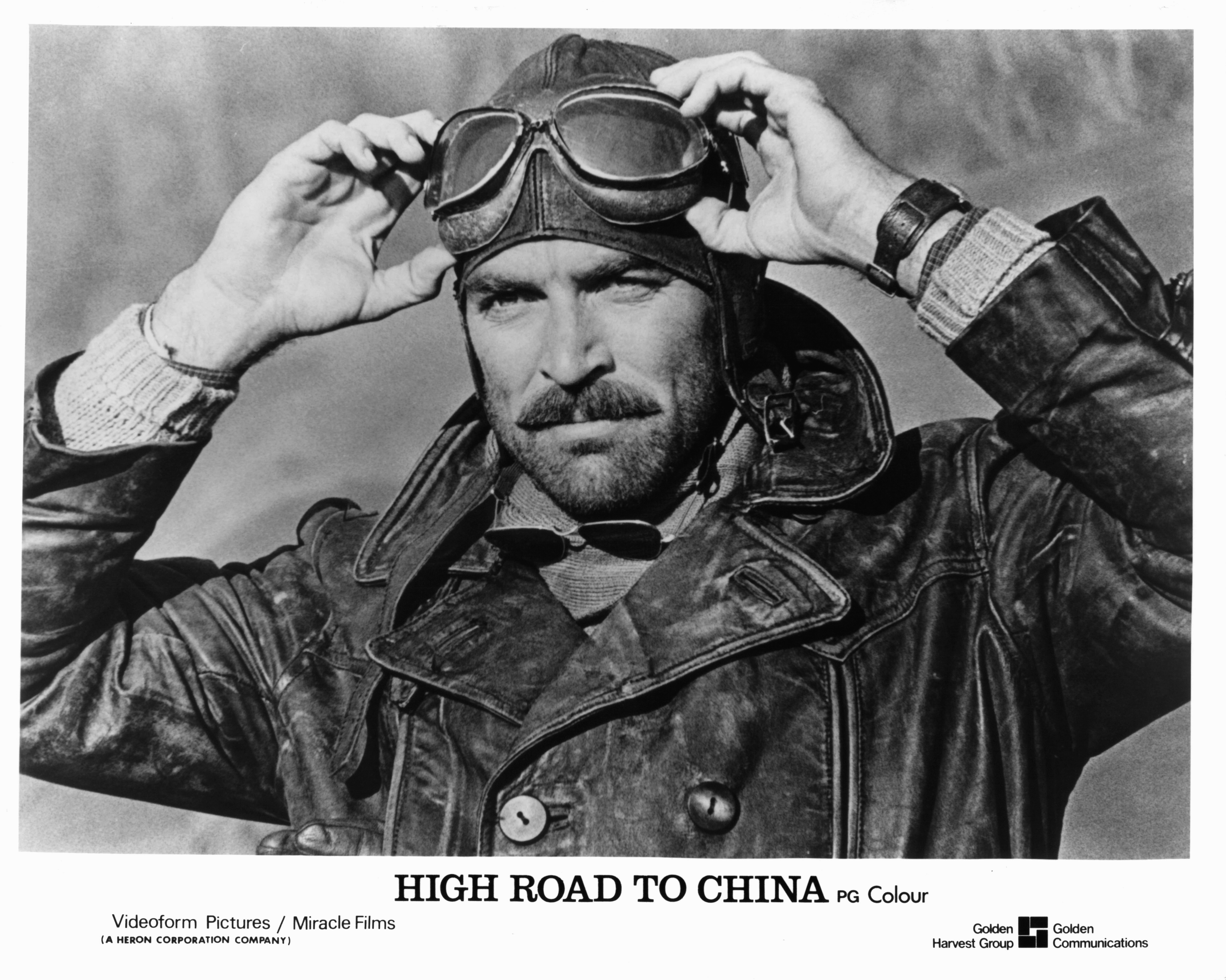 Tom Selleck in High Road to China (1983)