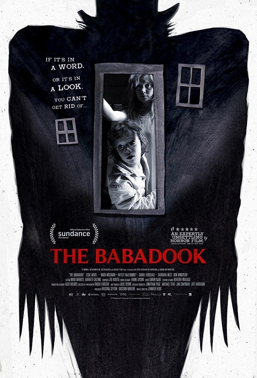 the babadook - film hantu terseram