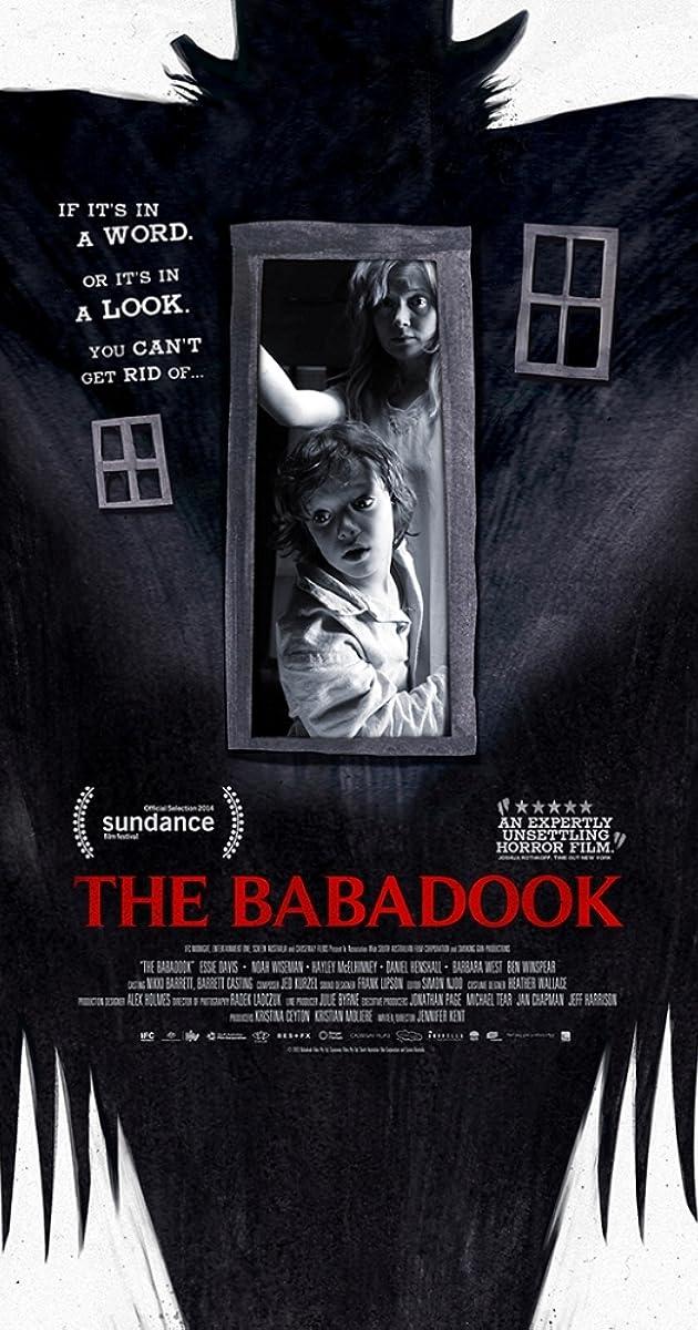 Cuốn Sách Ma Quái - The Babadook (2014)