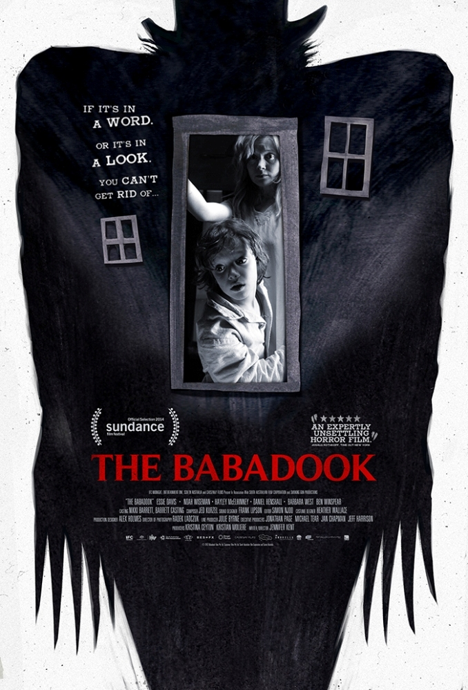 The Babadook (2014) BluRay 480p, 720p & 1080p