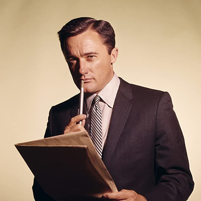 Robert Vaughn in The Man from U.N.C.L.E. (1964)