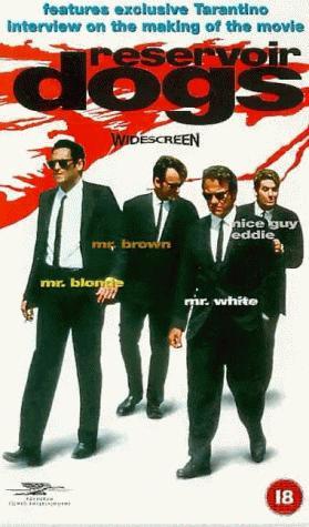 Reservoir Dogs (1992) 720p Dual Audio [Hindi DD5.1 + English DD5.1] 772MB