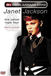 Janet: The Velvet Rope Poster