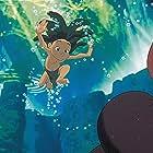 Alex D. Linz in Tarzan (1999)