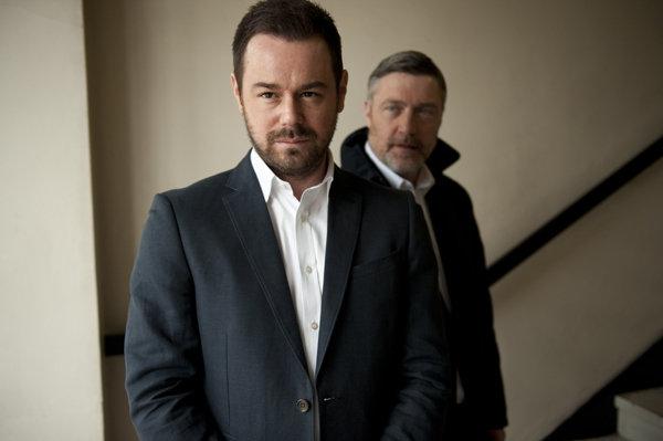 Danny Dyer and Vincent Regan in Vendetta (2013)