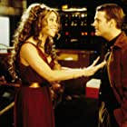 Chris O'Donnell and Mariah Carey in The Bachelor (1999)