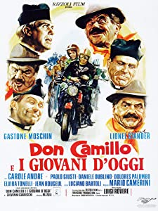 Movie share sites download Don Camillo e i giovani d'oggi by Terence Hill [640x640]