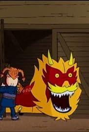 Dragon Me Along Poster