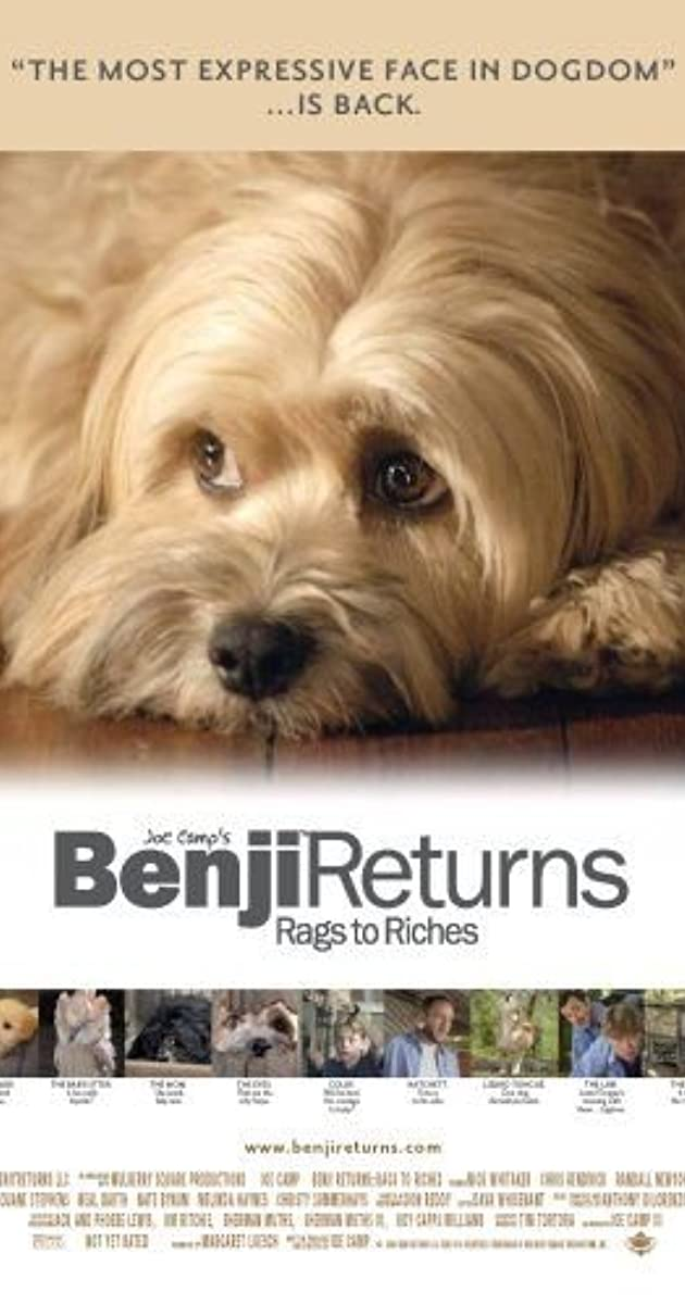 Subtitle of Benji: Off the Leash!