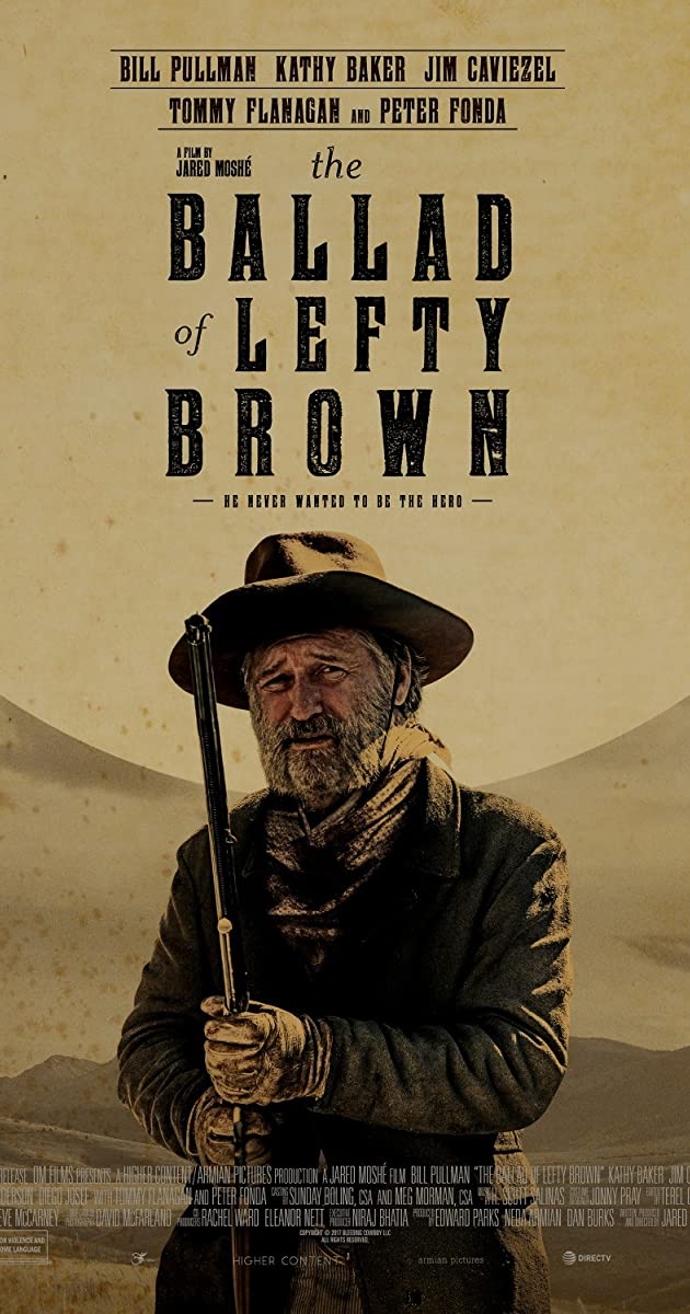 Subtitle of The Ballad of Lefty Brown