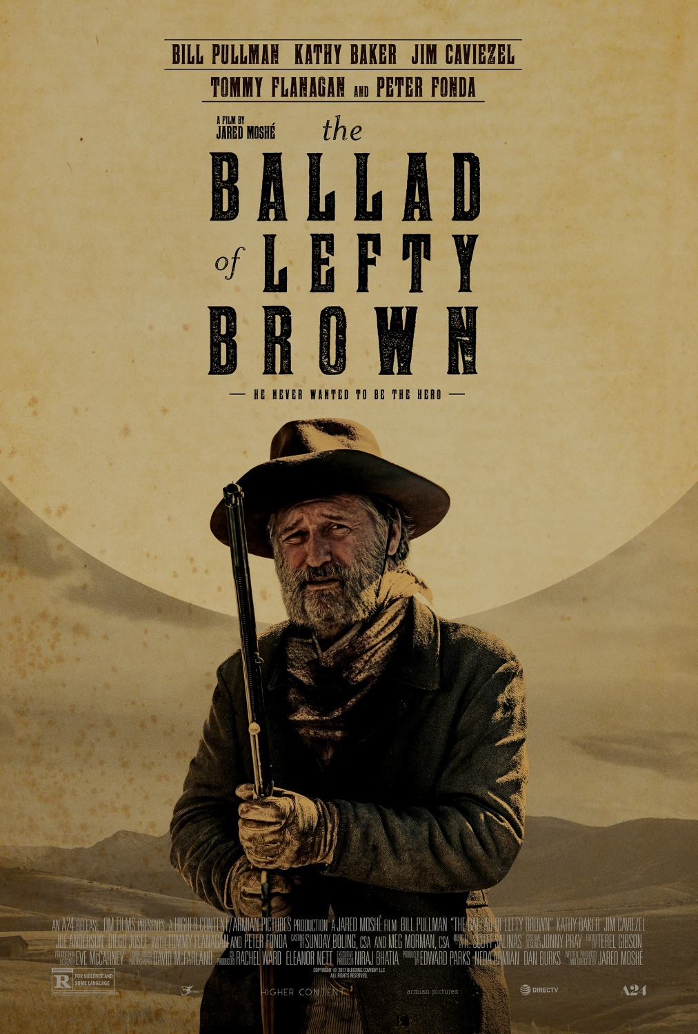 The Ballad of Lefty Brown (2017) BluRay 720p & 1080p