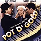 James Stewart and Charles Winninger in Pot o' Gold (1941)