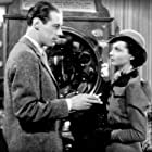 Vivien Leigh and Rex Harrison in Storm in a Teacup (1937)