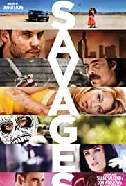 Savages (2012) UNRATED Dual Audio Hindi 480p BluRay 450MB ESubs
