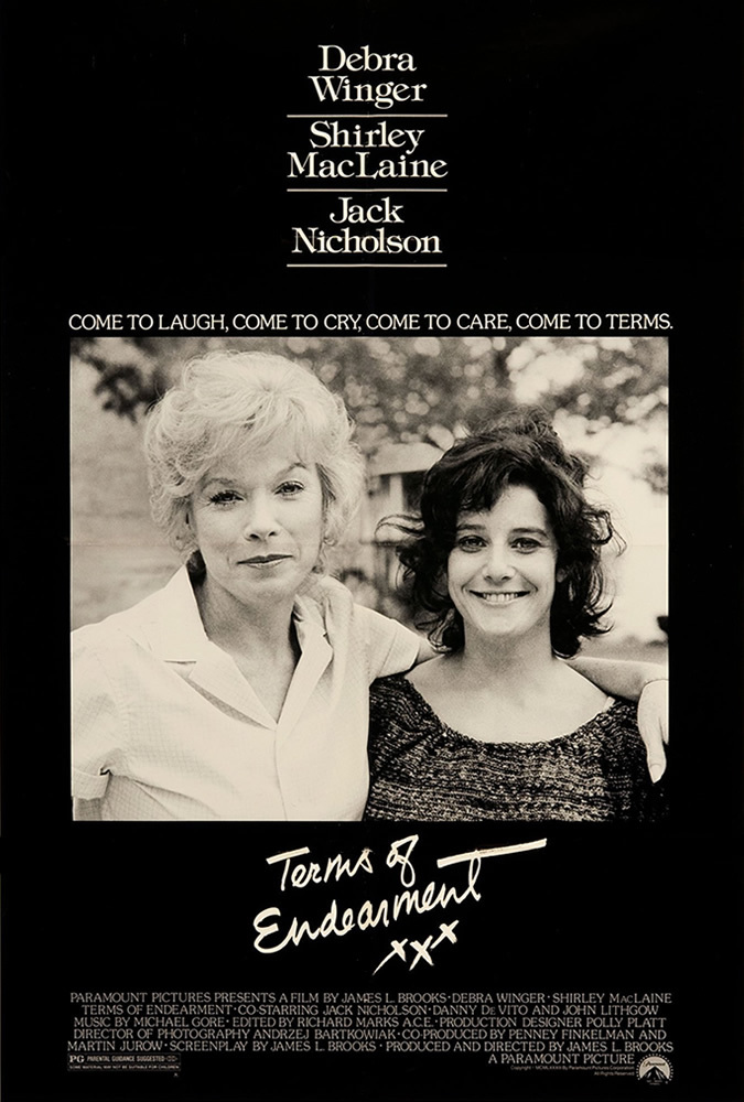 Terms of Endearment (1983) BluRay 480p, 720p & 1080p