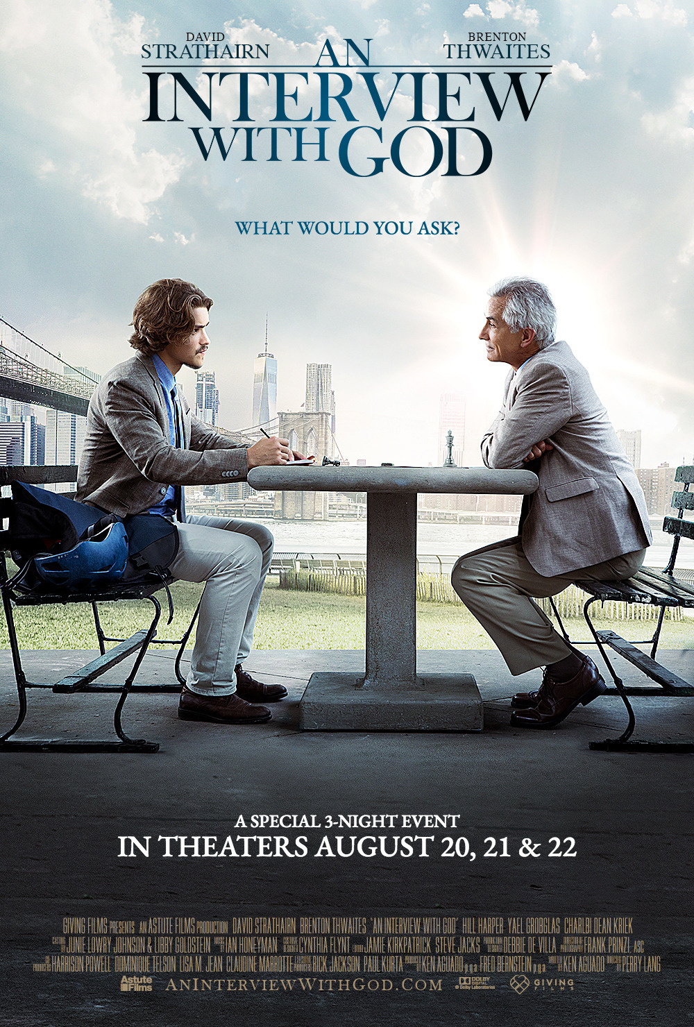 An Interview with God (2018) BluRay 720p & 1080p