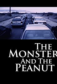 The Monster and the Peanut Poster
