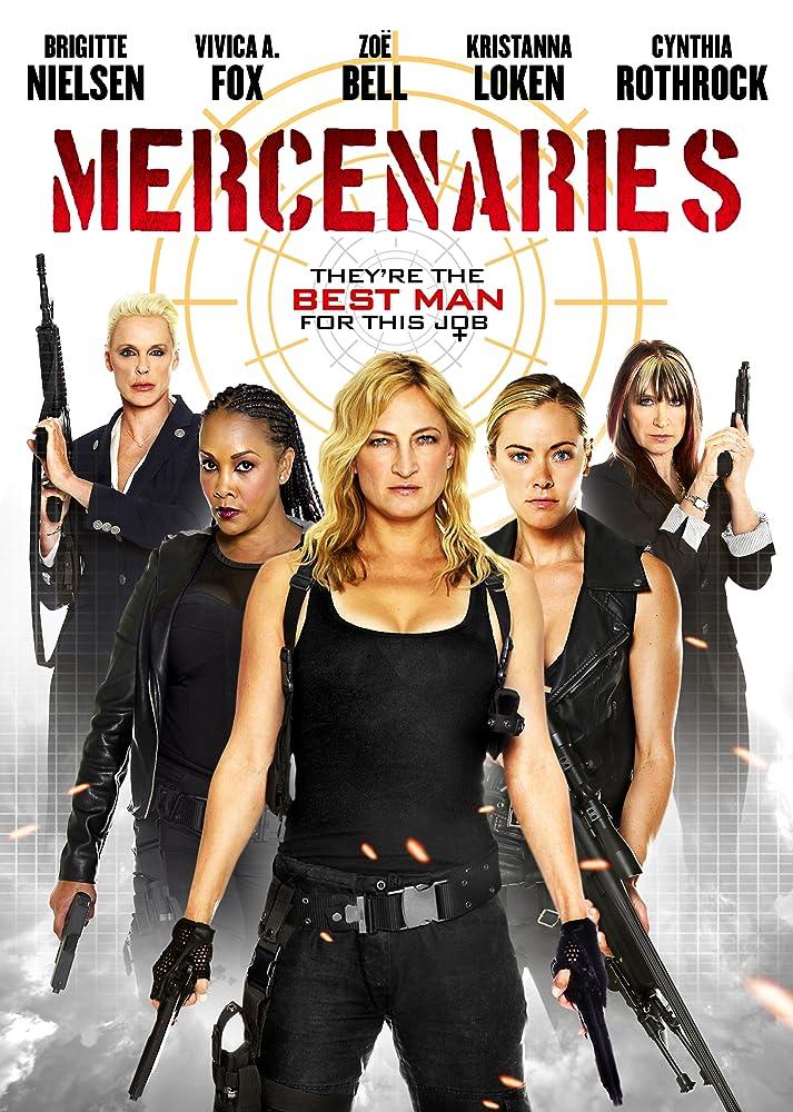 Mercenaries (2014) Hindi Dubbed