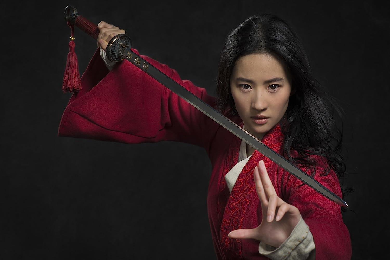 Yifei Liu en Mulan (2020)