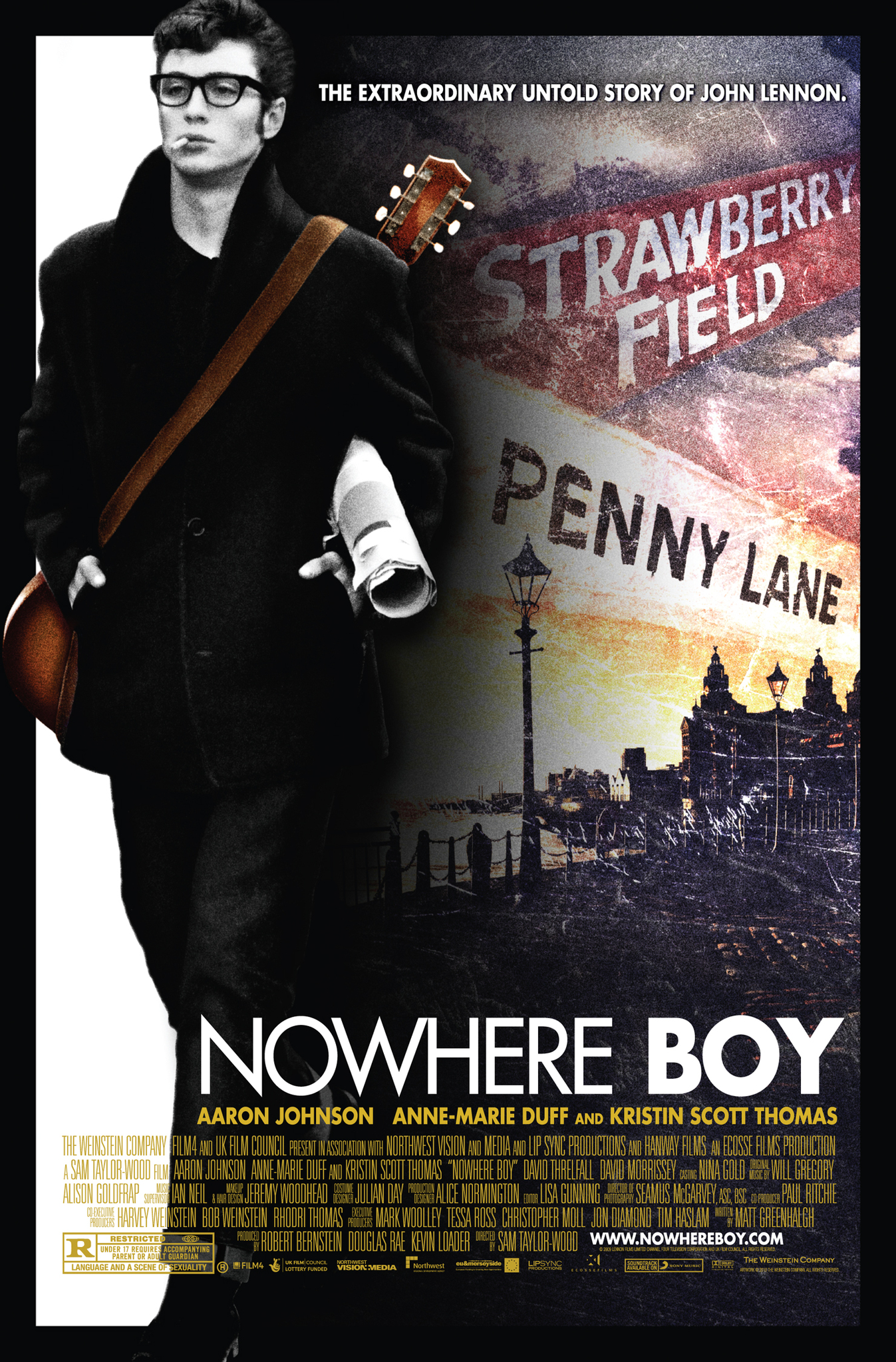 Nowhere Boy 2009 Imdb