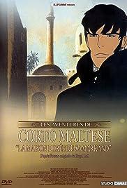 Corto Maltese: La maison dorée de Samarkand Poster