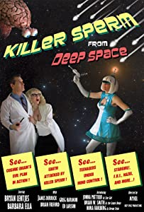 Ready movie dvdrip free download Killer Sperm from Deep Space by [FullHD]