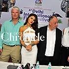 Delhi Internation Film Festival.  Press Conference for 'Definition of Fear'